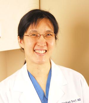 Dr. Winifred Lin SoufiBoard